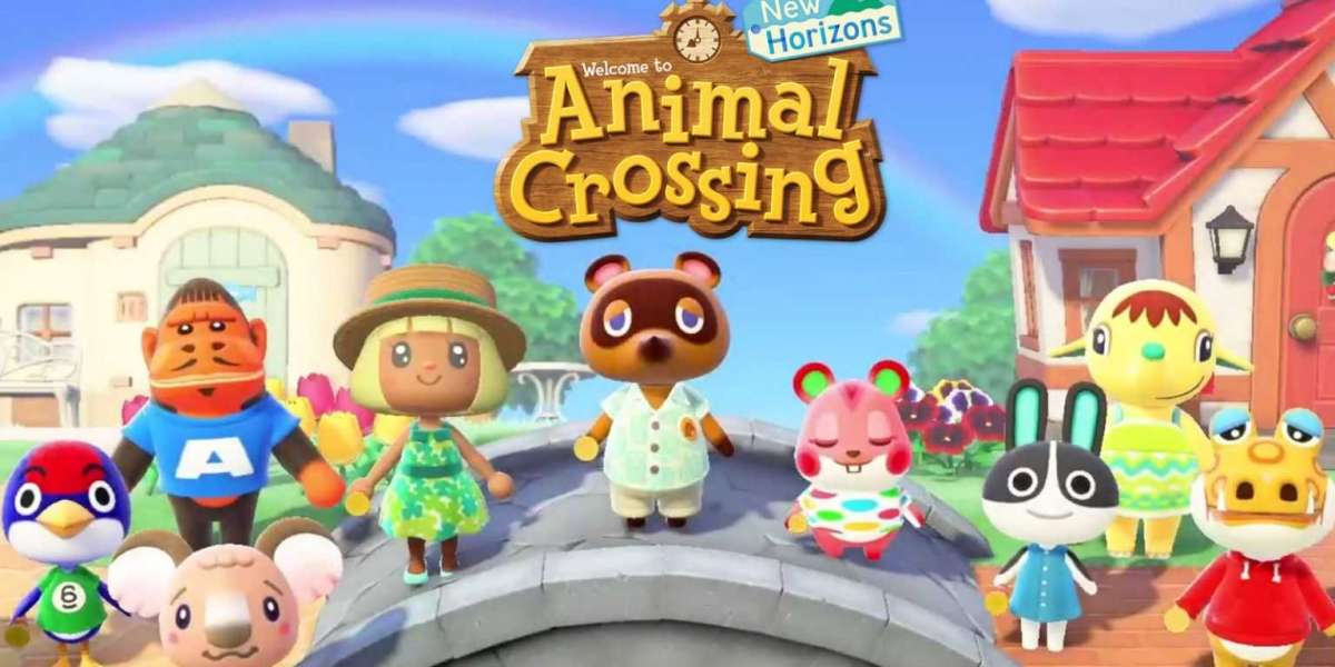Animal Crossing Items within the manner it blends chores
