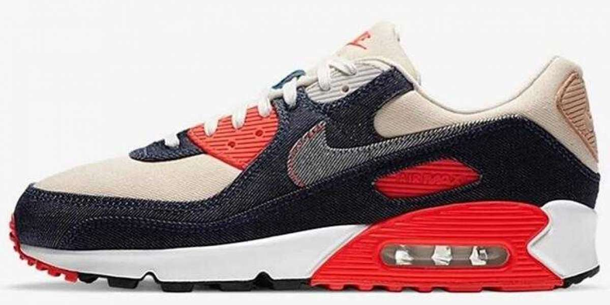 When Will the Denham x Nike Air Max 90 Infrared to Arrive ?