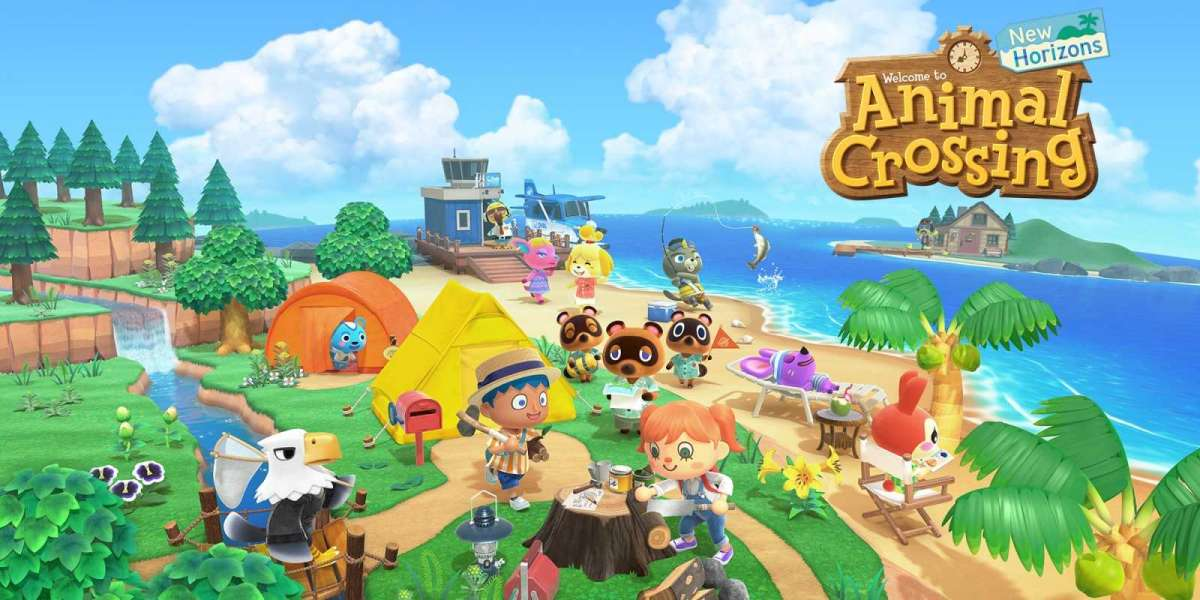 There is Animal Crossing Bells you can go every other week