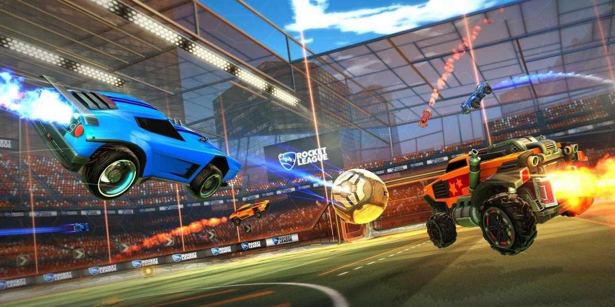 Rocket League is one of the video games which is probably trending
