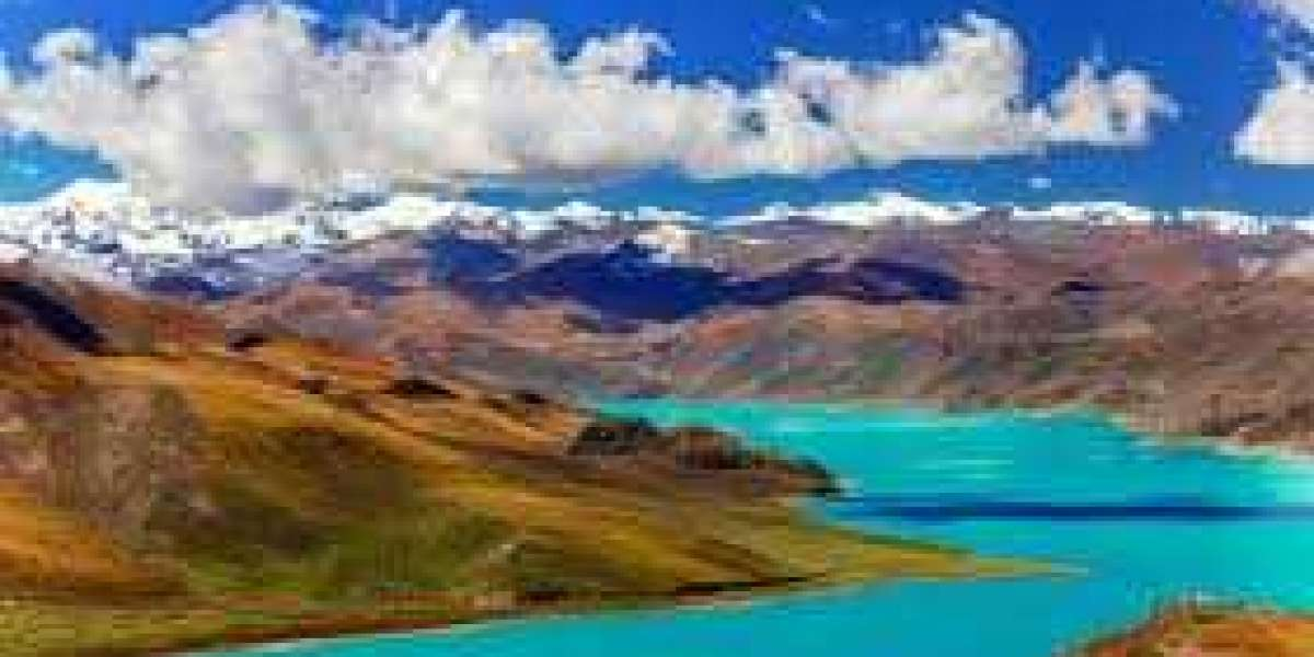 The Most Recommended Route: Flight from Kathmandu to Lhasa