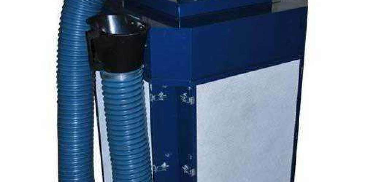 What are the common issues associated with the fume extraction system guns?