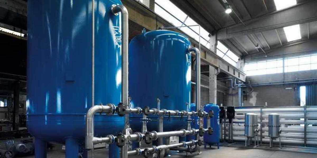 What are the advantages of using an industrial ultra filtration plant?