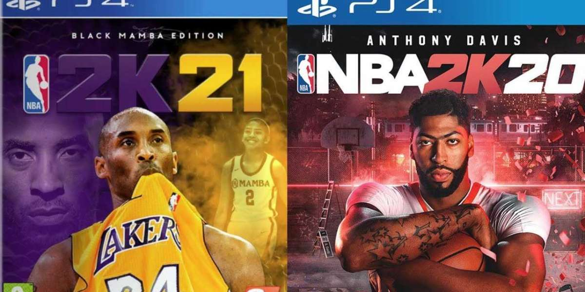 When 2K Games' NBA 2K21 launches later this year