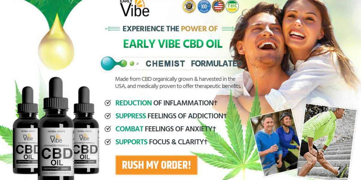 What Are The Early Vibe CBD Ingredients?