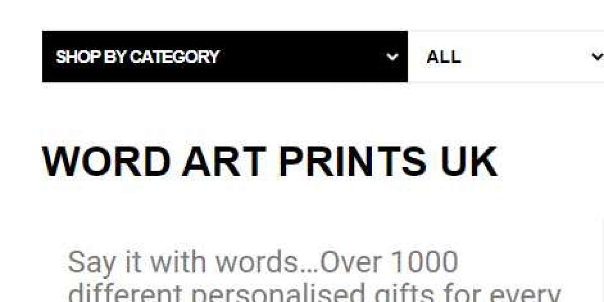 art gifts in UK SHOW YOUR LOVE THROUGH WORD ARTS