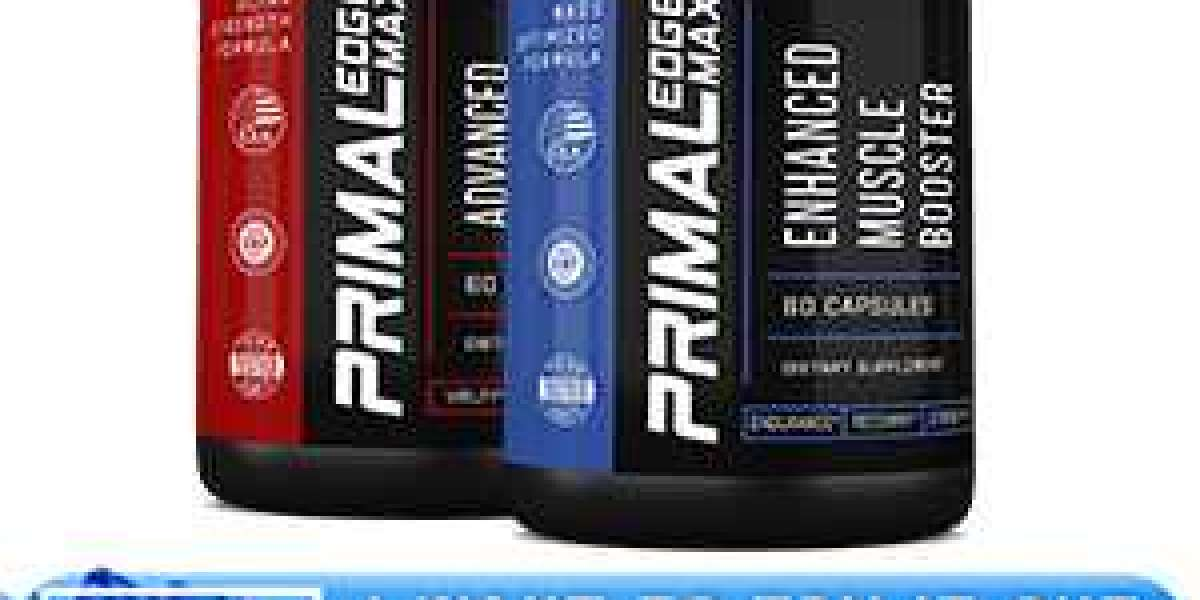 Primal Edge Max :Recommended by doctors
