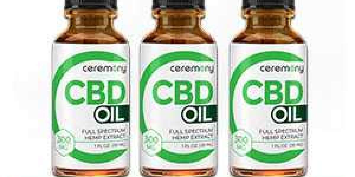 Ceremony CBD Oil : Helps To You Improving Mental Health!
