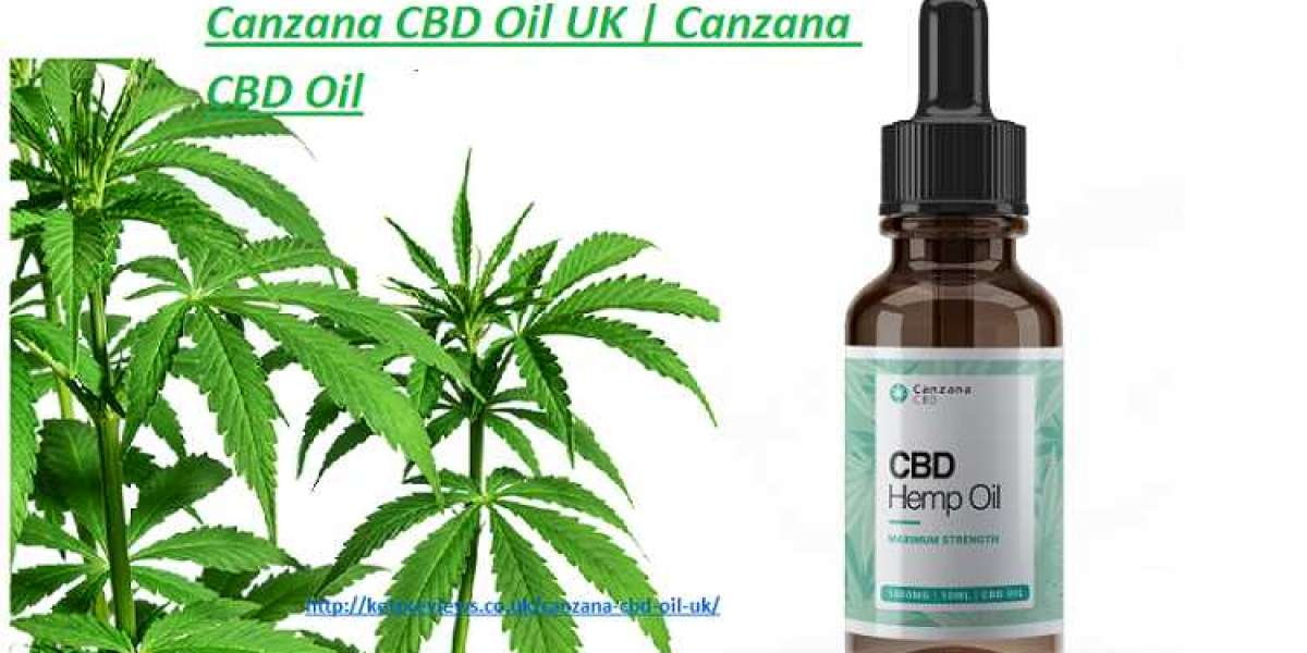 Canzana CBD Oil | Canzana CBD Oil UK