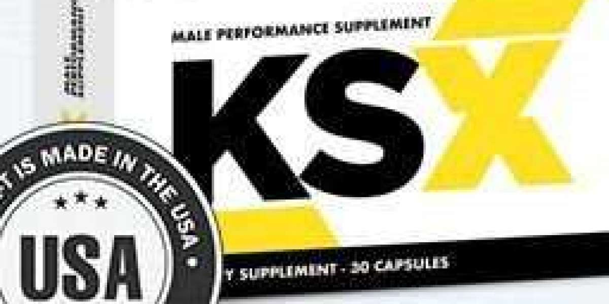 KSX Male Enhancement boost testosterone fast and safely