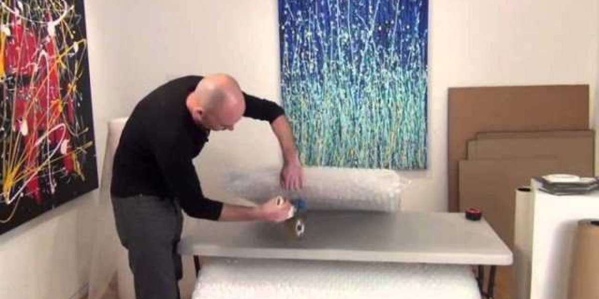What is the best material for crating Fine Art and why?