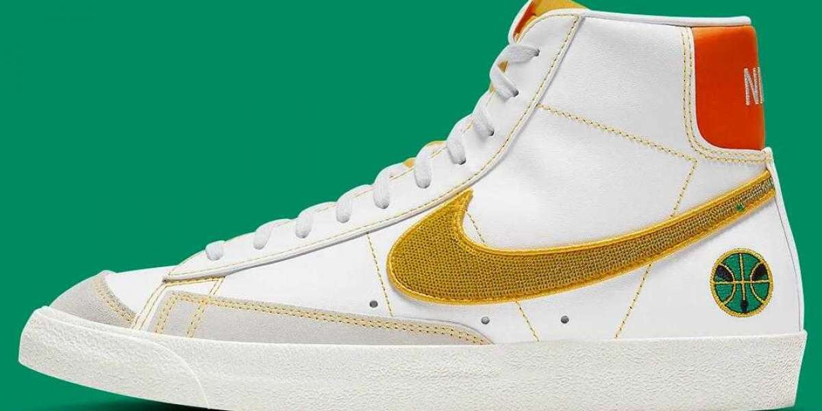 Hot Nike Blazer Mid '77 Rayguns To Arrive On January 15th