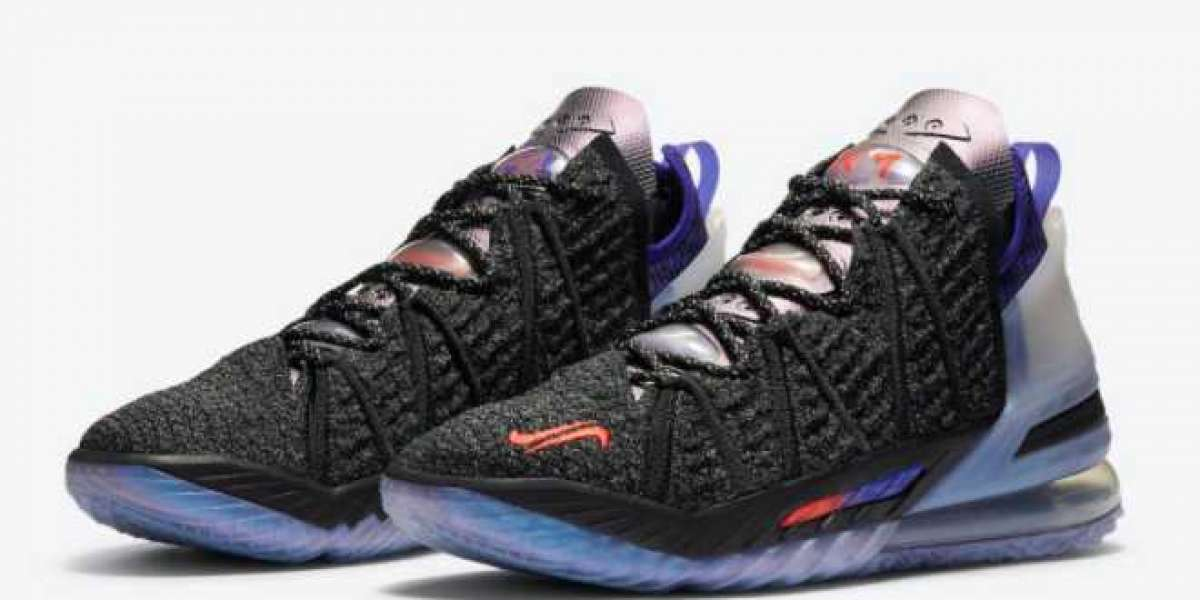 """Mbappé joint name! LeBron 18 """"The Chosen 2"""" has been released"""