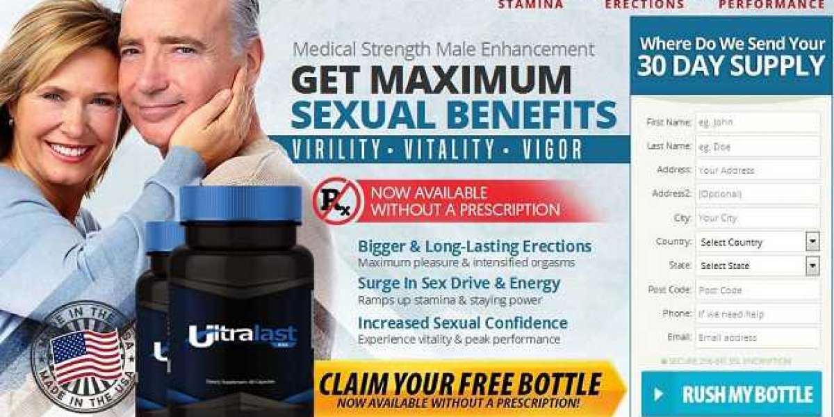 UltralastXXL Male Enhancement – Scam or Work? Must Read *Reviews*, Where To Buy