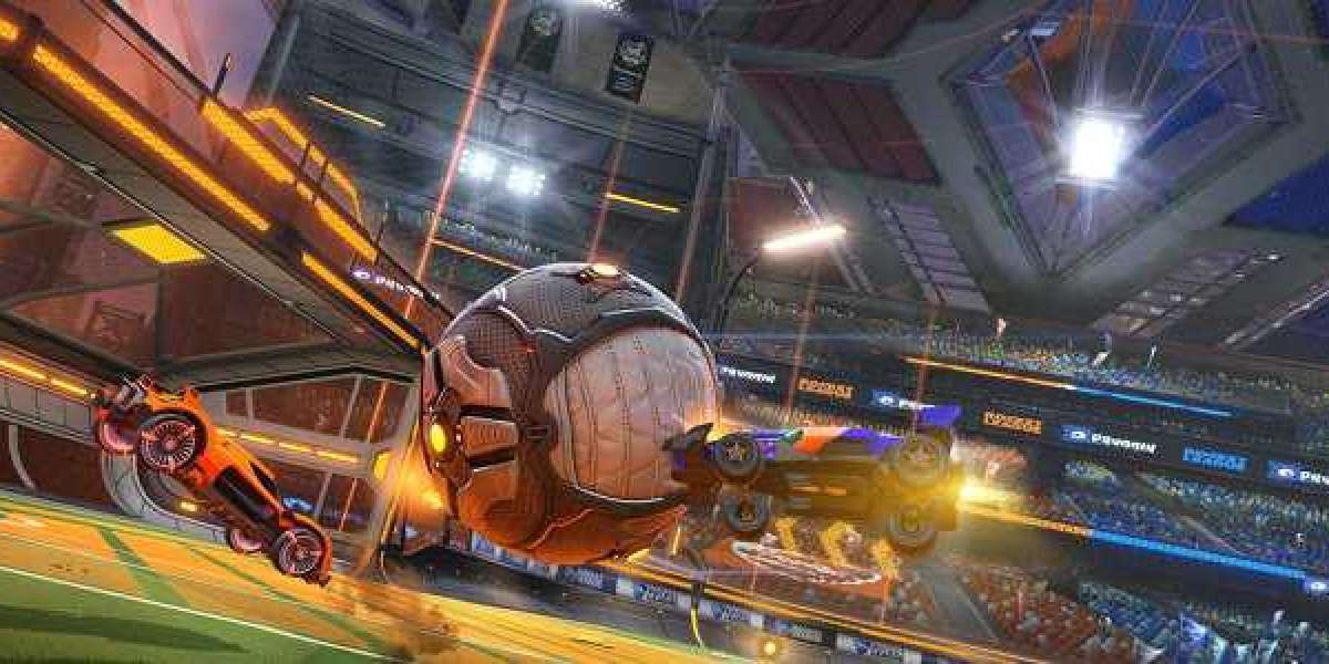 The Rocket League Spring Roadmap was just released