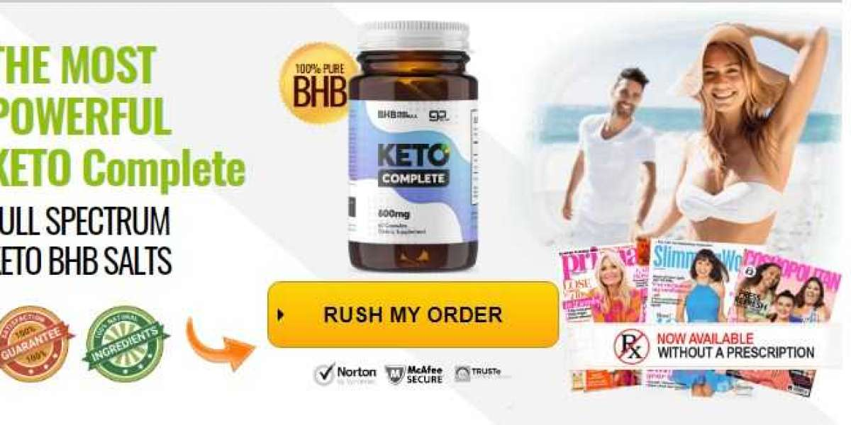 Keto Complete Shark Tank Diet Pills!