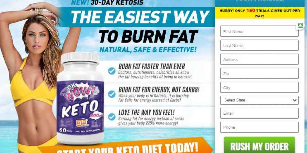 Check Out Latest Discount Packages Updated – OK Wow Keto at Lowest Price!