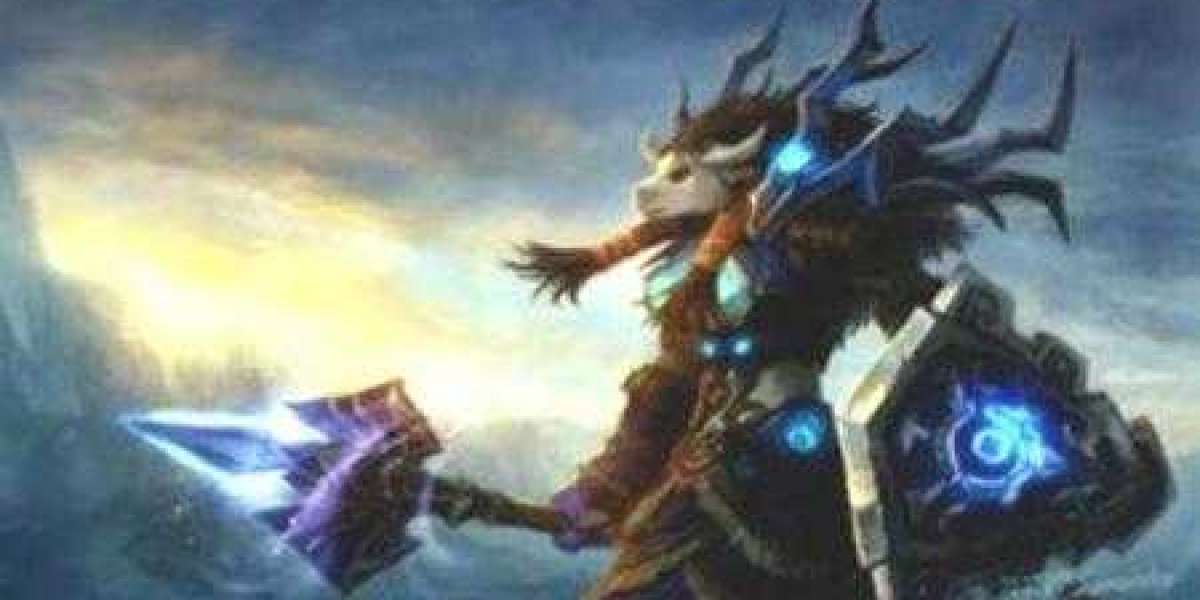 Czech World of Warcraft fans donned costumes