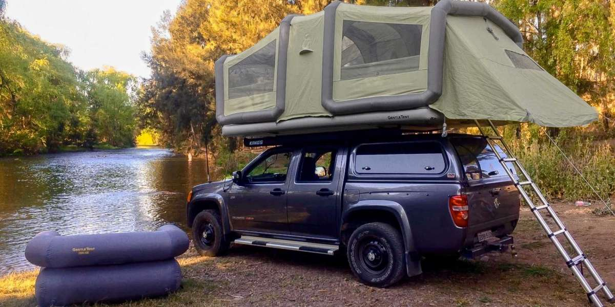 Roof Top Tent On Any Car