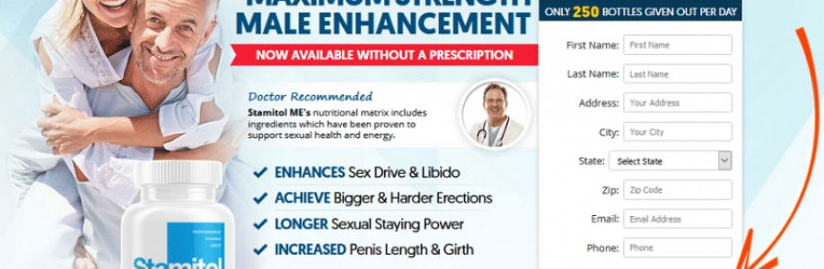Stamitol | Stamitol Male Enhancement - Best Deal 2021