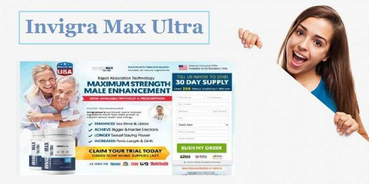 Invigra Max Ultra Male Enhancement Side Effects, Reviews, Tablets & Where to buy