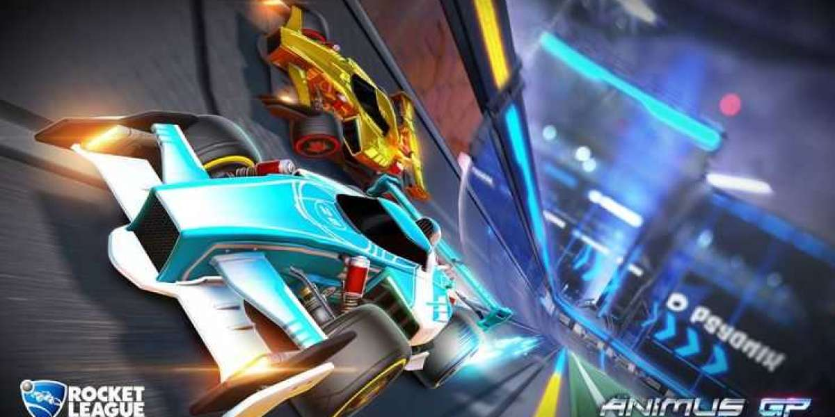 Psyonix announced final yr that an update called Rocket ID