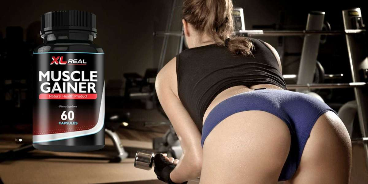 XL Real Muscle Gainer - Most Effective & powerful Muscle Building Pills!
