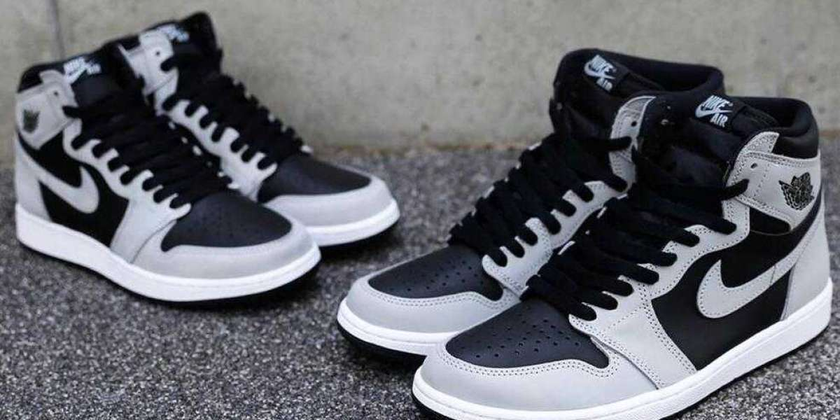 Buy The 555088-035 Air Jordan 1 Shadow 2.0 With Special Price