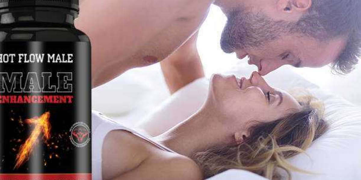 Hot Flow Male Enhancement Reviews * Most Shocking Facts* Read More!