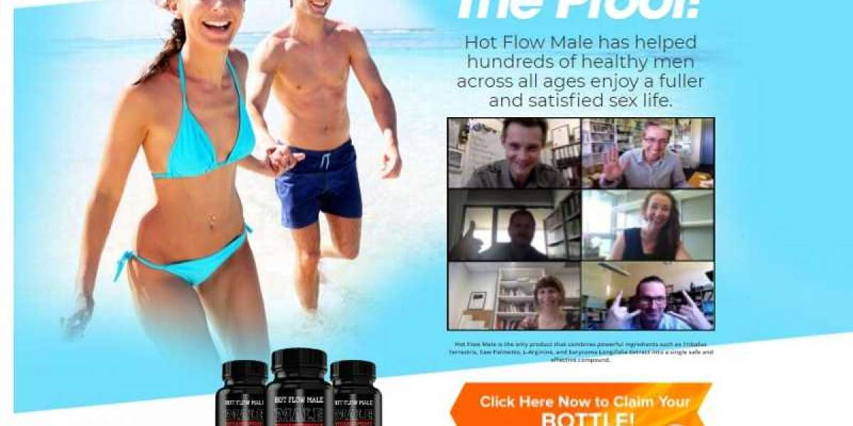 Hot Flow Male - How Does It Boost Testosterone Hormone?
