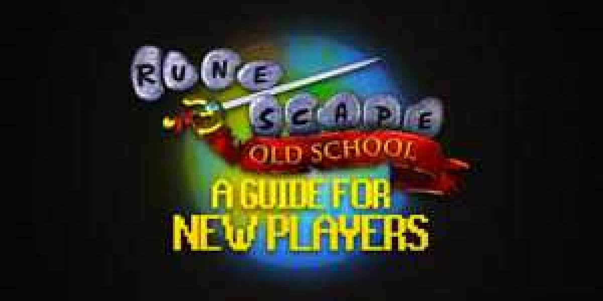 A beginner's manual for old school RuneScape gamers