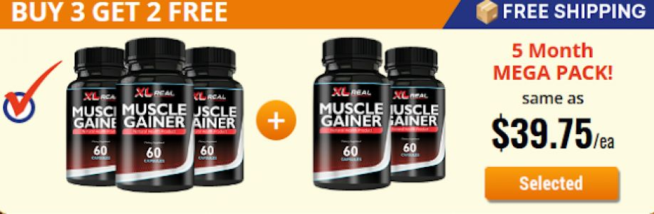 XL Real Muscle Gainer Maintenance Systems For Men 2021