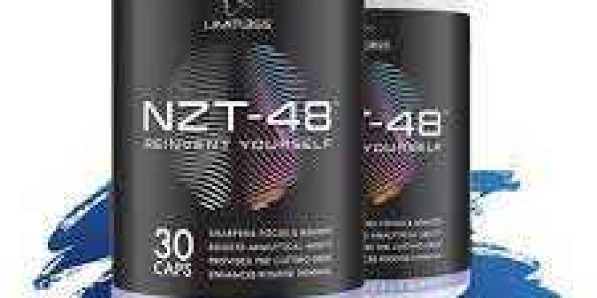 What Is NZT-48 Limitless Supplement?