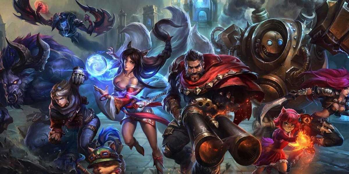 Chronoshift's developer meant to remake an old version of League of Legends