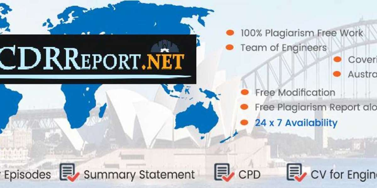 CDR Report Writing Services