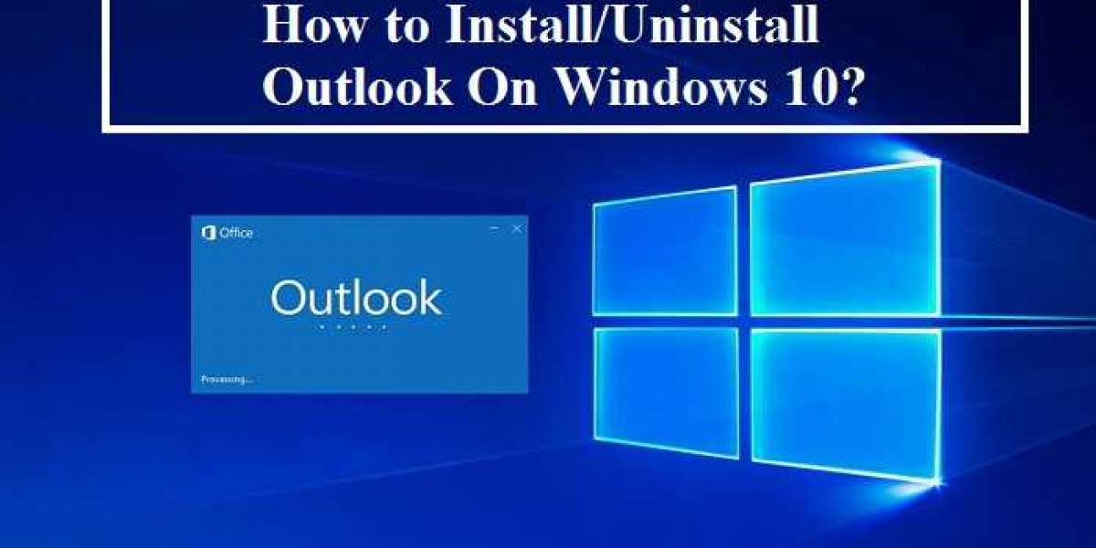How to Uninstall Outlook Without Deleting Office?