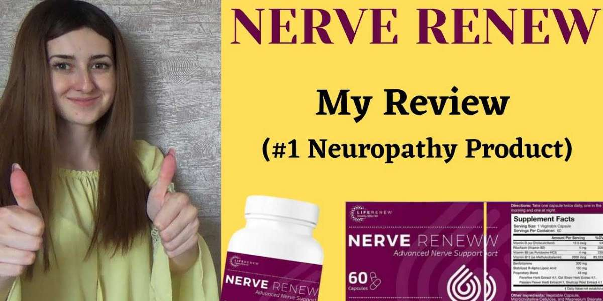 Nerve Renew - Does This Supplement Really Work?