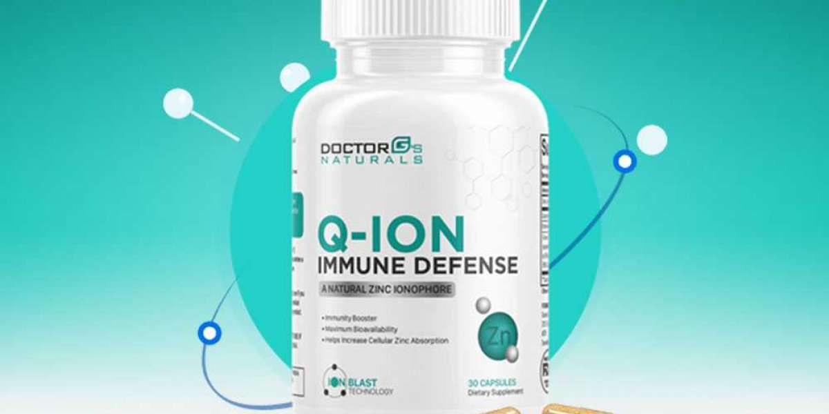 Doctor G's Q-ION Immune Defense (Reviews) - How To Use? Read Real Ingredients!