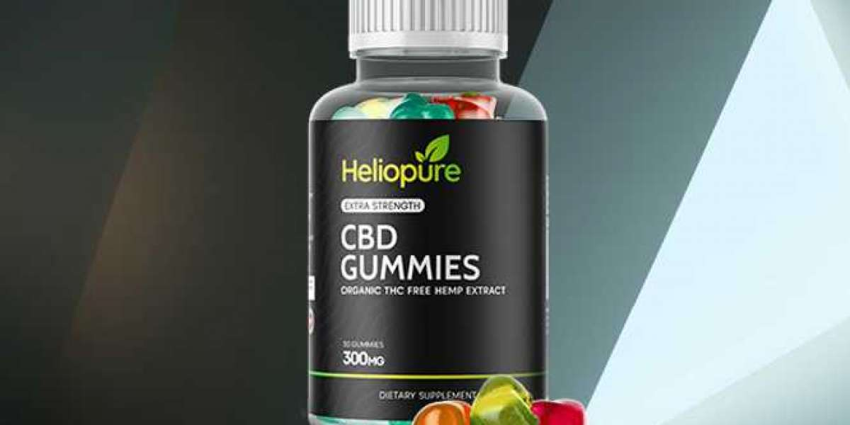 HelioPure CBD Gummies Reviews: Does It Really Work?
