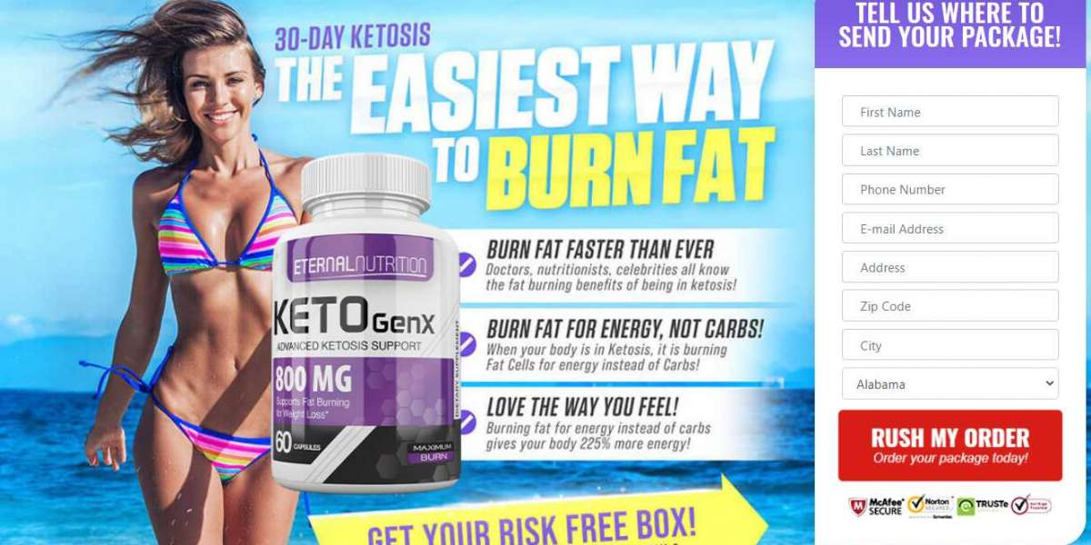 Keto GenX Weight Loss Pills, Price, Uses, Work, Results, Price & BUY Now?