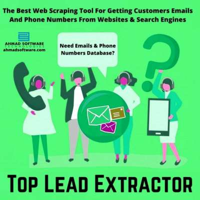 Top Lead Extractor - Scrape Emails & Phone Number From Web & Search Engines Profile Picture