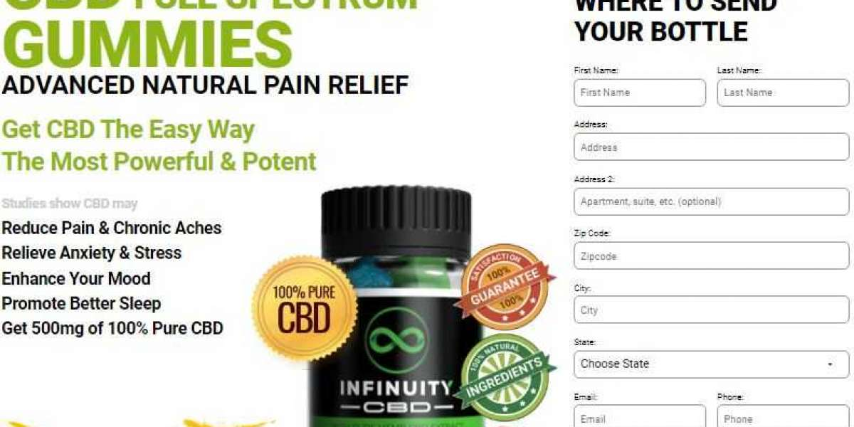 What Is Infinite CBD Gummies and How Does It Work?
