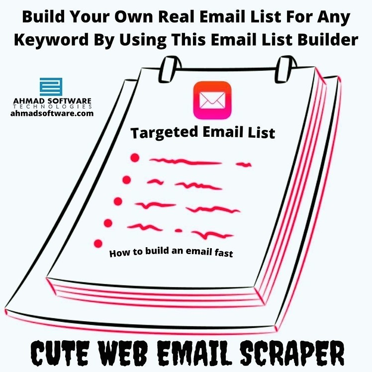 www.cross.tv - ahmad software - How Do I Build A Targeted Email List Fast?