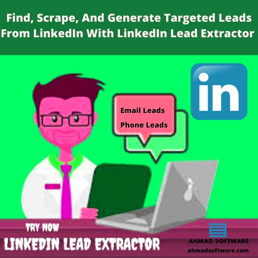 How Can I Generate Leads Data From LinkedIn For My Marketing? - Article View - Latinos del Mundo