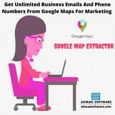 Google Maps Email Extractor - Google Maps Phone Number Extractor Profile Picture