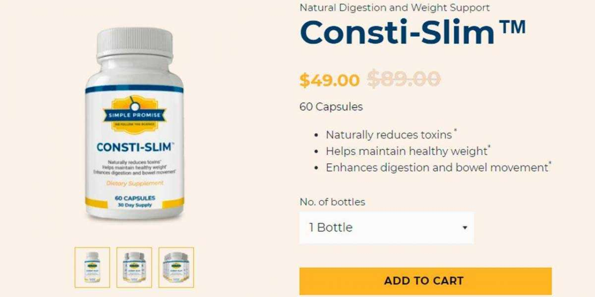 Consti-Slim Reviews: Reducing More Pounds With An Effective Weight Loss Formula