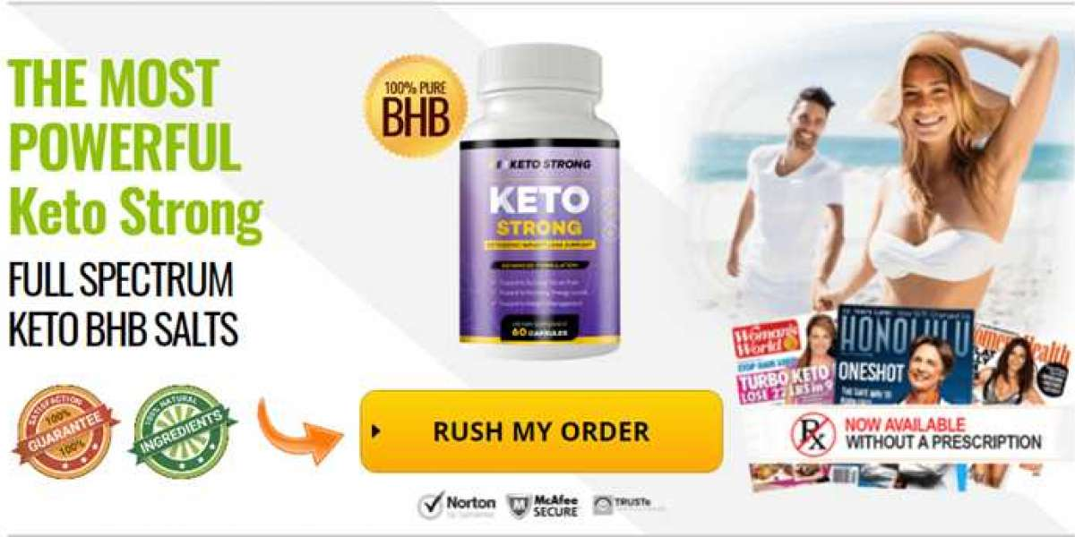 Keto Strong Reviews |Modify 2021 | Real Benefits & Side-Effects