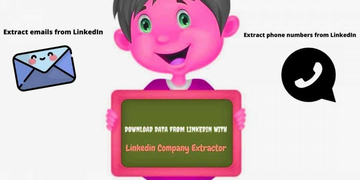 How Can I Get Leads Data Like Business Emails And Phone Numbers From LinkedIn?