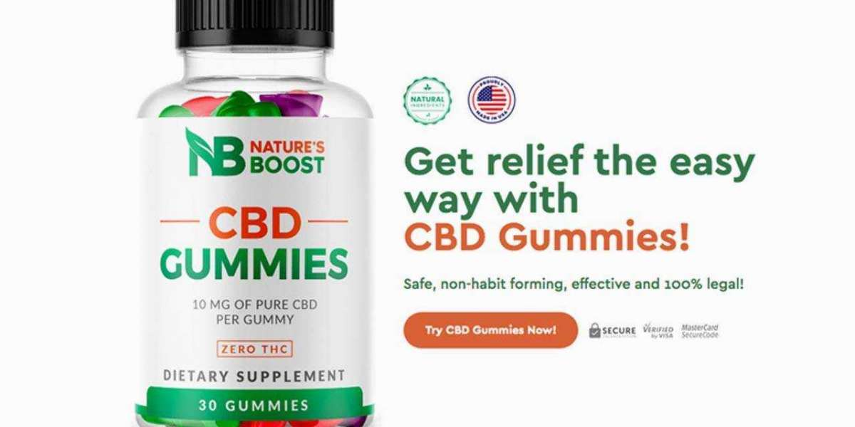Nature's Boost CBD Gummies Reviews: Boost Up Memory And Aches Control