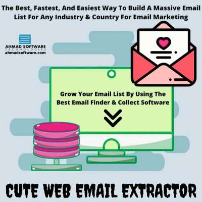 Email List Extractor - Email List Builder Profile Picture